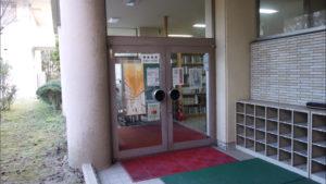 図書館・視聴覚室棟が完成